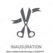 Inauguration de la micro centrale hydroélectrique à Emagny