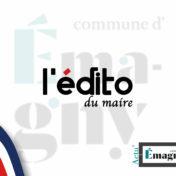 L'édito du Maire – juillet 2020.