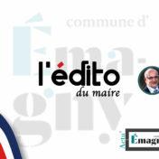 L'Edito du Maire