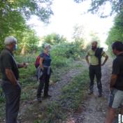 Visite de la forêt d'Emagny « Bois de l'Abbaye »