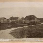 Abbaye de Bellefontaine, photo d'hier